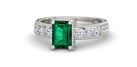 Emerald Isle Ring